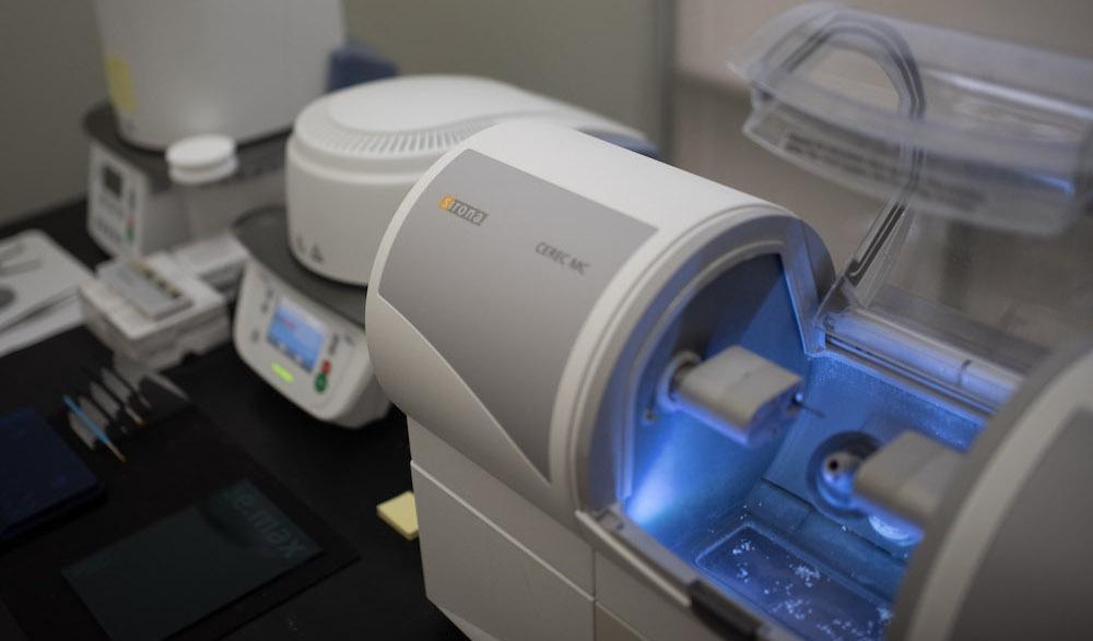 dental sanitizing technology
